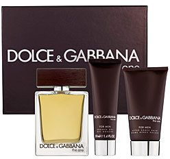 a1419c02 The One by Dolce & Gabbana 3 Piece Gift Set Travel Collection Price ...