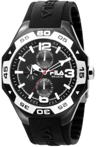 Buy fila sports watch for men fa0831 32 watches uae souq for Fila watches