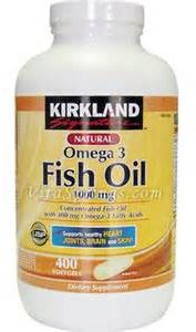 fish oil price