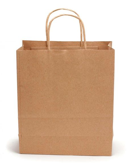Buy Local 100% Recycled Paper & Biodegradable Plastic Bags