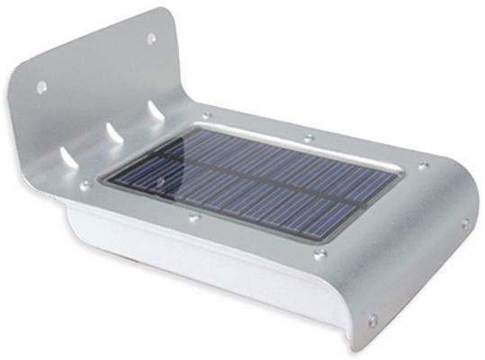 Souq solar powered lamp outdoor 16 ledleds lights wall light ray 4500 aed aloadofball Image collections
