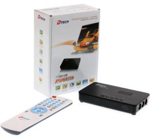 Gadmei LCD TV Box 2810E
