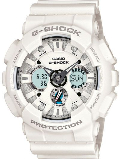 b1d5cd77deb CASIO G-SHOCK GA-120A-7ADR MENS SPORTS WATCH
