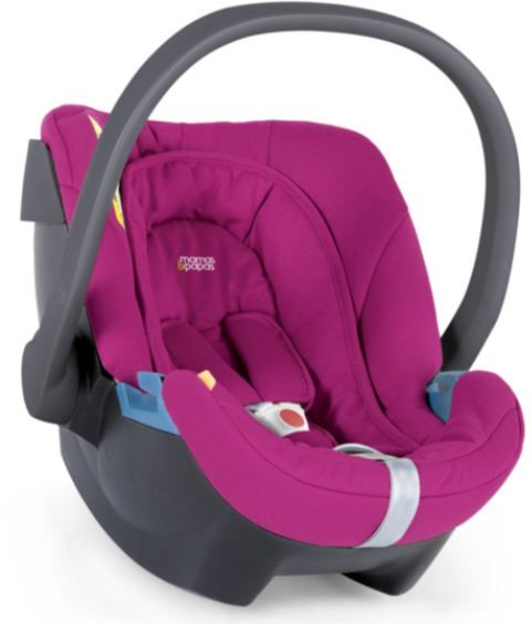 Souq | Mamas & Papas - Aton Car Seat - Hot Pink | UAE