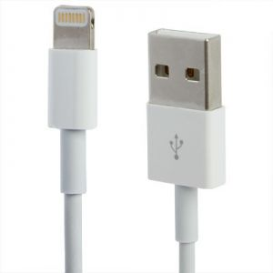 f200da302 1 1 Lightning 8 Pin USB Sync Data   Charging Cable for iPhone 5