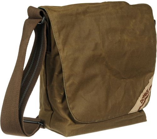 Domke F-831 Small Photo Courier Bag (Brown RuggedWear Waxed Canvas ... 875f76f377