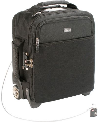 Think Tank Photo Airport AirStream Rolling Camera Bag (Black)  504ebfa2168c3