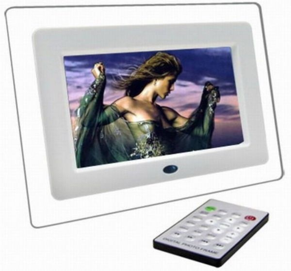 Souq | 7 inch LCD TFT Multifunctional Picture Digital Photo Frame ...