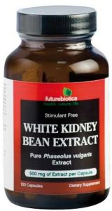 100 pure white kidney bean extract reviews