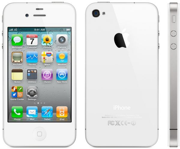 b2f116cd8 Apple iPhone 4S - 16GB