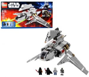 Brand New LEGO Star Wars 8096 Emperor Palpatine/'s Shuttle w//3 Unique Minifigures