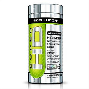 Cellucor Super Hd Weight Loss 120 Capsules
