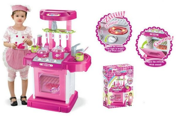 3063f913709 Big Kitchen Cook Set for Kids Price in Saudi Arabia