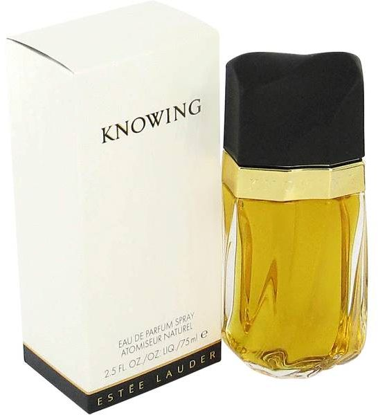 e8114ea90990 Knowing Perfume by Estee Lauder for Women 75ml EDP