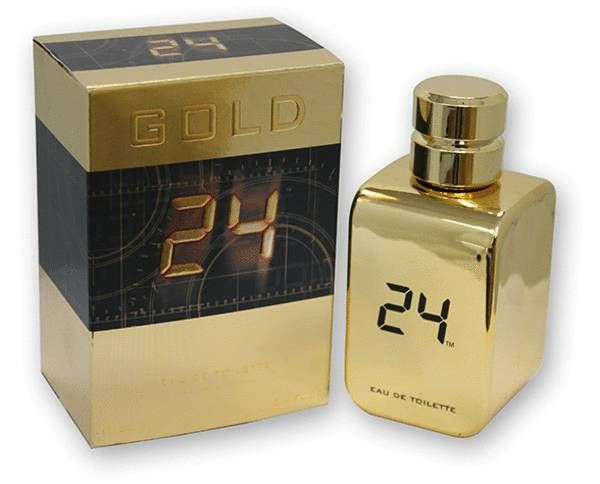 24 Gold The Fragrance Jack Bauer by ScentStory 100ml For Men