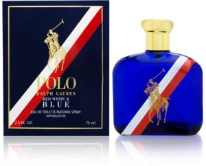 billiga priser 100% toppkvalitet smuts billigt Ralph Lauren Polo Red White & Blue for Men -75ml, Eau de Toilette ...