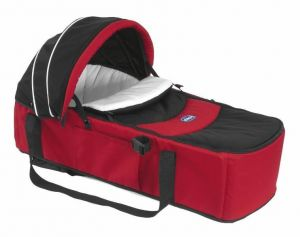 Chicco Soft Carrycot Today Baby Stroller (Red, CH612487 ...