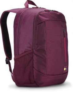Case Logic 15.6 Inch Laptop and Tablet Backpack (WMBP-115) - Purple