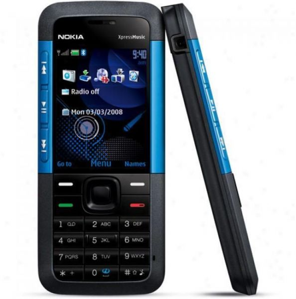 Nokia Xpressmusic 5310 Blue Souq Uae