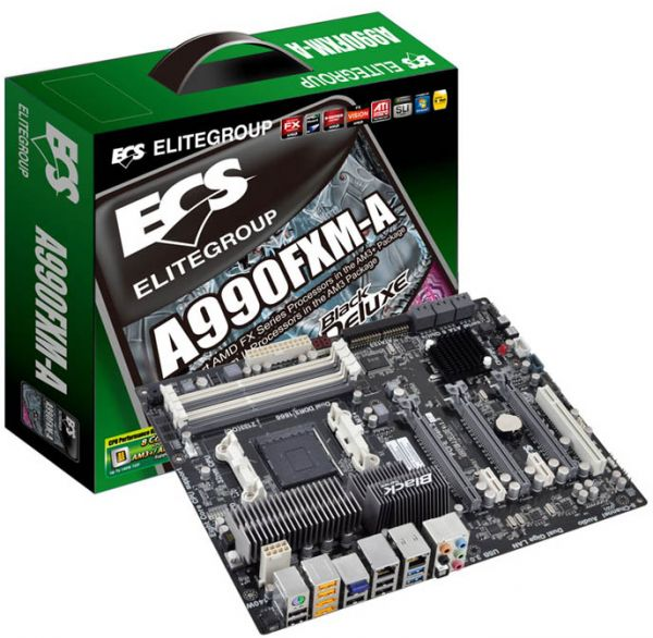 ECS A990FXM-A Deluxe Marvell SATA Drivers for Mac