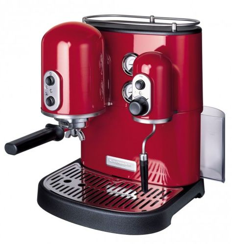 KitchenAid Artisan 1300 Watts Espresso Maker-Red (Model:5KES100BER on black and decker coffee maker, braun coffee maker, thermal coffee maker, viking coffee maker, coffee maker grinder, thermal carafe coffee maker, capresso coffee maker, dual coffee maker, 14 cup coffee maker, starbucks coffee maker, automatic coffee machines, cuisinart coffee maker, blue coffee maker, 4 cup coffee makers, 1 cup coffee maker, 4 cup coffee maker, spacemaker coffee maker, vacuum coffee maker, farberware coffee maker, black & decker coffee maker, bunn coffee maker, target red coffee maker, 60 cup coffee maker, mr coffee maker, grind and brew coffee makers, 12 cup coffee maker, personal coffee maker, under cabinet coffee maker, nespresso coffee maker,