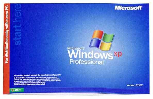 Cheap Microsoft Windows XP Software for Sale at Low Price
