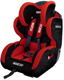Sparco F700K Child Seat