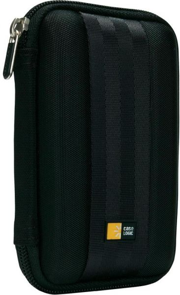 Case Logic Portable Hard Drive Case (QHDC-101K) - Black