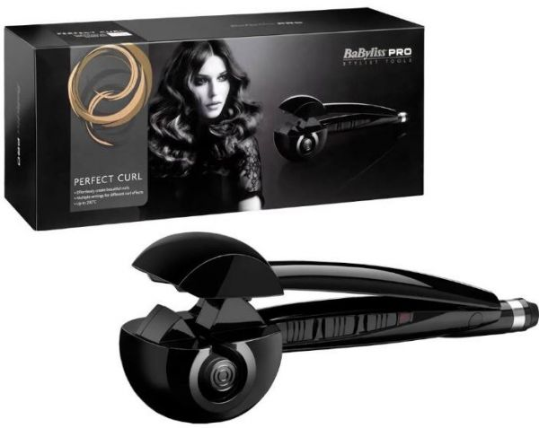 Babyliss Pro Perfect Curl Black Hair Care Kanbkam Com
