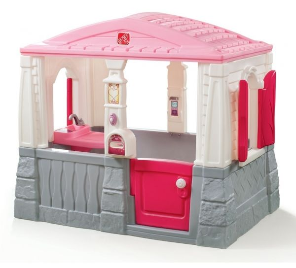 souq step2 neat and tidy cottage outdoor toy and structures gray rh uae souq com step 2 tidy cottage playhouse pink step 2 cottage playhouse replacement parts