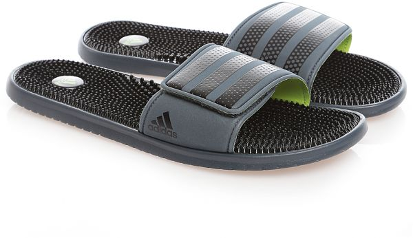 1ad49a2aa Adidas Grey Slides Slipper For Men