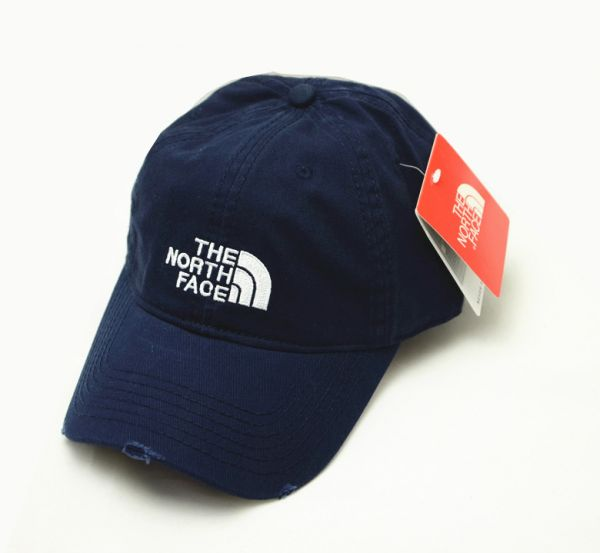 The North Face Canvas Baseball Cap navy  8907100c199