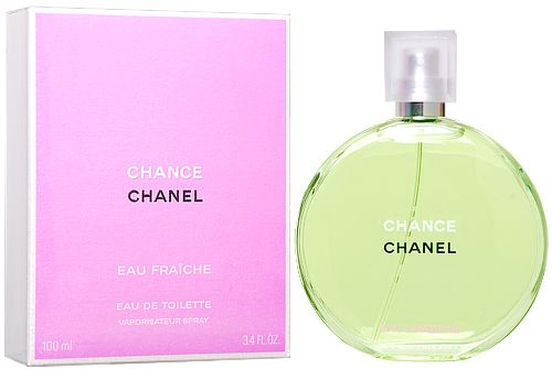 Chanel Chance Eau Fraiche For Women -Eau De Toilette 949ebf952a