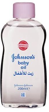 Johnson's Baby Oil with Blossoms 200ml