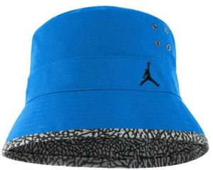 58e51da1551 Jordan Jumpman Bucket Cap- Royal Blue Black