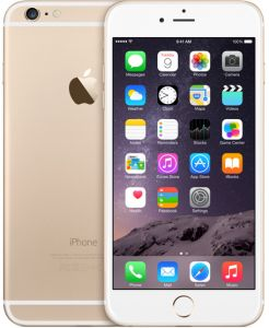 best service 9a9e2 63d91 Apple iPhone 6 Plus With FaceTime - 128GB, 1GB, 4G LTE, Gold