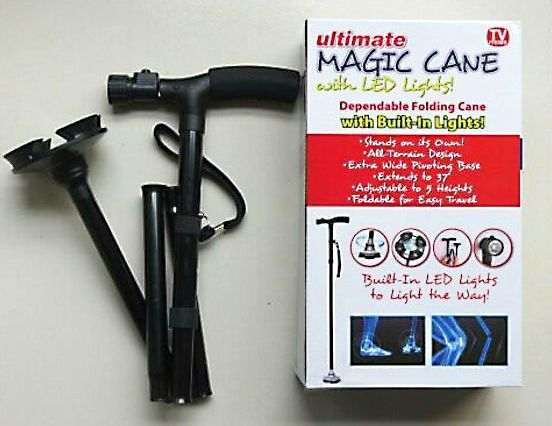 Ultimate Magic Cane With Led Lights Souq Egypt