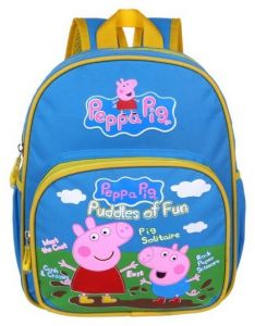 11a0e5c76ef Peppa Pig- George Children s  Kids School Bags Backpack Baby School Bags-  BLUE