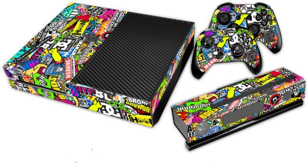 Decal Stickers For Xbox One