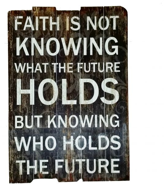 Quotes Faith Wooden Wall Painting Souq Uae