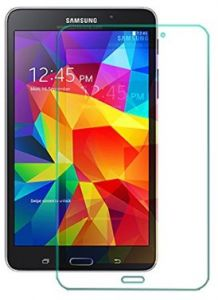 "Glass Screen Protector for Samsung Galaxy Tab 4  7"" SM-T230 T231"