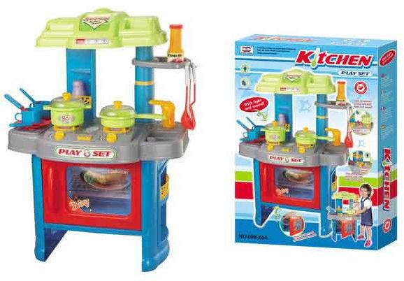KITCHEN COOK SET TOY KIDS | Toys & Baby Accessories | kanbkam.com