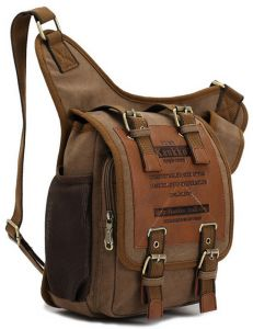 1fb421f5dc Kaukko Messenger Bag for Men - Canvas