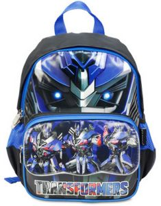 children s Kid s cartoon backpack children boys in kindergarten  transformersschool bag BBBGG3-1 fc959b5bd2