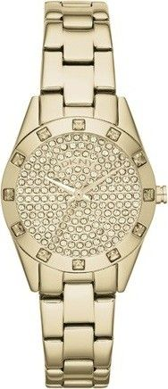 bbeaba8dc DKNY Women's Gold Dial Stainless Steel Band Watch [NY8888]. 850.00. ريال  سعودي