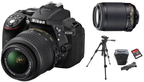 Nikon Dslr D5300 Price In Dubai