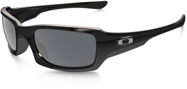 828ef00de3 Oakley Fives Squared Rectangle Men s Sunglasses- Black 9238-04-54-20-133