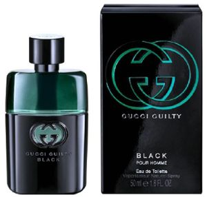 0a0f0c9a6dac Gucci Guilty Black Pour Homme by Gucci for Men - Eau de Toilette