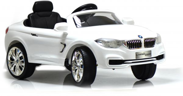 Licensed Remote Controlled Bmw 4 Series Coupe Ride On C