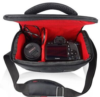 Coopic Bl 25 Eos Camera Bag For Canon Dslr 100d 500d 550d 600d 650d Etc Cameras